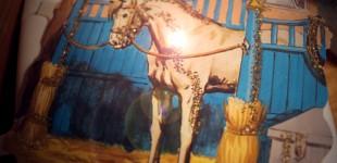 Poetic horse II